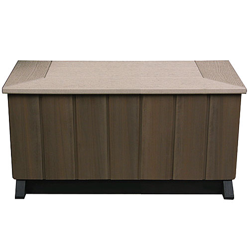 Hot Tub Storage Bench Accessory