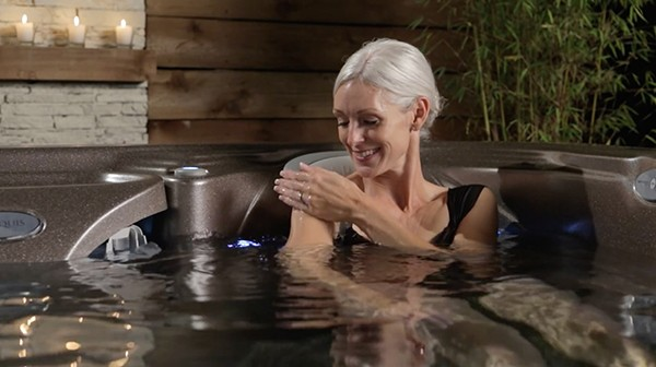 Bucks County Hot Tubs offers Microsilk Hydrotherapy