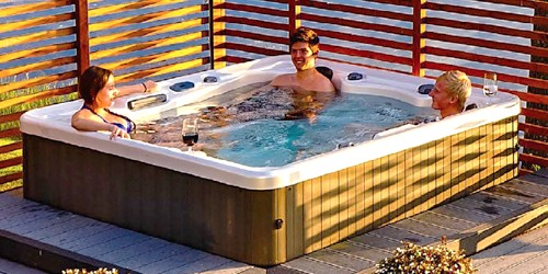 Marquis E-Series Bucks County Hot Tubs