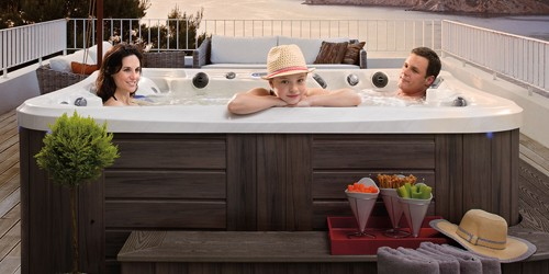 Marquis Signature Series Bucks County Hot Tubs