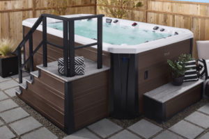 Hot Tub models V150 Swim Spa & Party Vessel