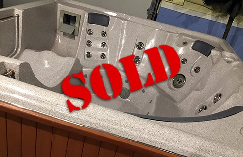 SOLD Preowned 2011 Sunbelt Hot Tub