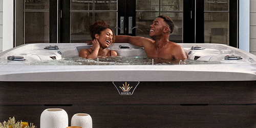 The Crown Collection Hot Tubs at Bucks County Hot Tubs