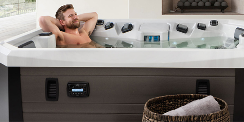 Marquis Vector 21 Series Hot Tubs at Bucks County Hot Tubs